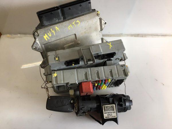 Centralina Motore 51775013 Lancia Musa mjt, Centralina Body 51818463