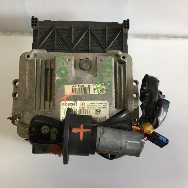 Centralina Motore Completa Citroen Xsara 1.4 hdi